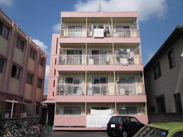 ハイツ堀田 503号室の外観