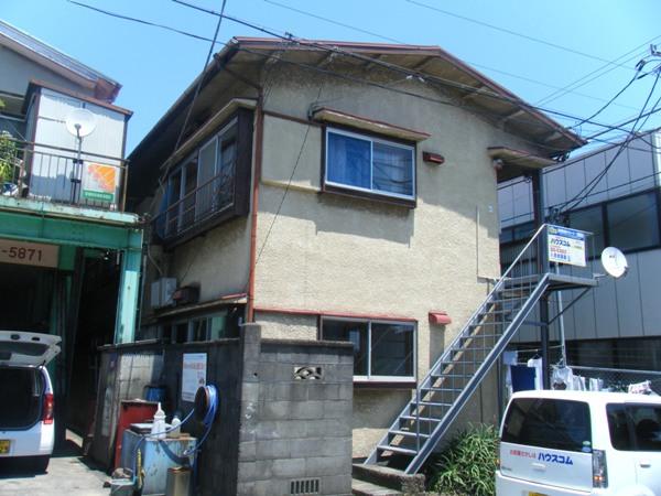 下田アパートの外観