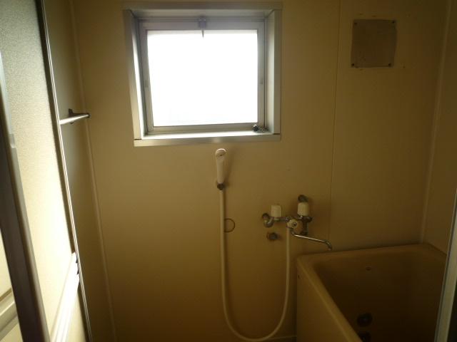 錦見コーポⅠ 201号室の風呂