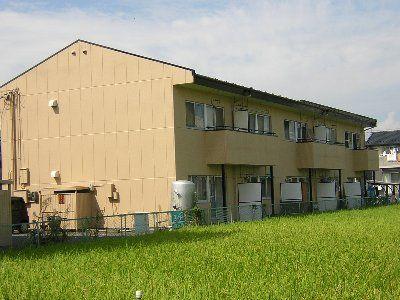 錦見コーポⅠ 201号室の外観