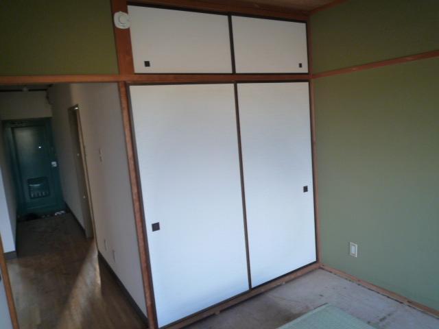 錦見コーポⅠ 201号室のトイレ