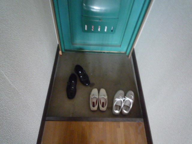 錦見コーポⅠ 201号室の収納