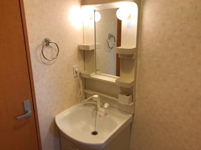 サンハイツアサヒ 105号室の洗面所