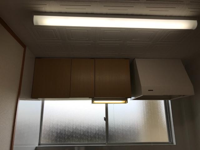 サンハイツアサヒ 105号室のキッチン