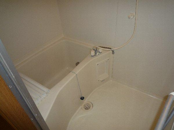 エステート15 203号室の風呂
