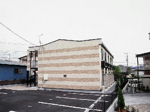 レオパレスレ ボヌール外観写真