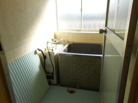 コーポ裾野B棟 305号室の風呂