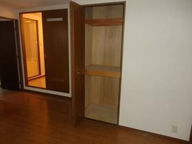 ヴァンベール 202号室の収納