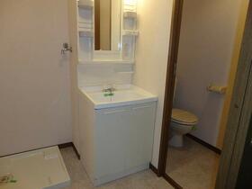 ヴァンベール 202号室の洗面所