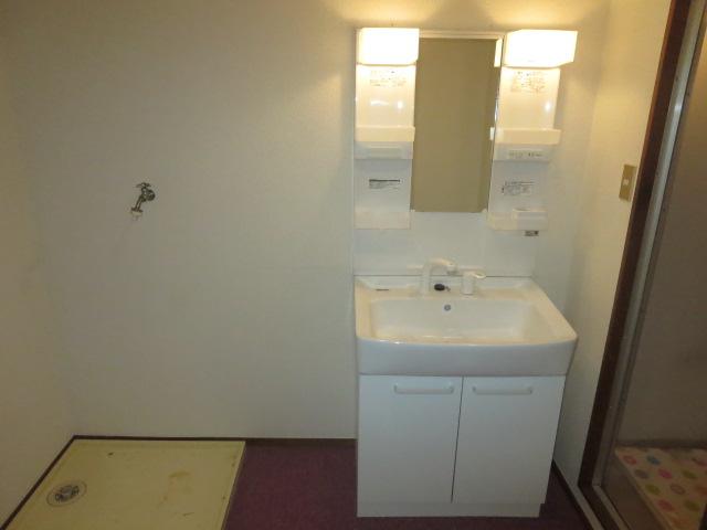 パークハイツ愛成 WEST 302号室の洗面所