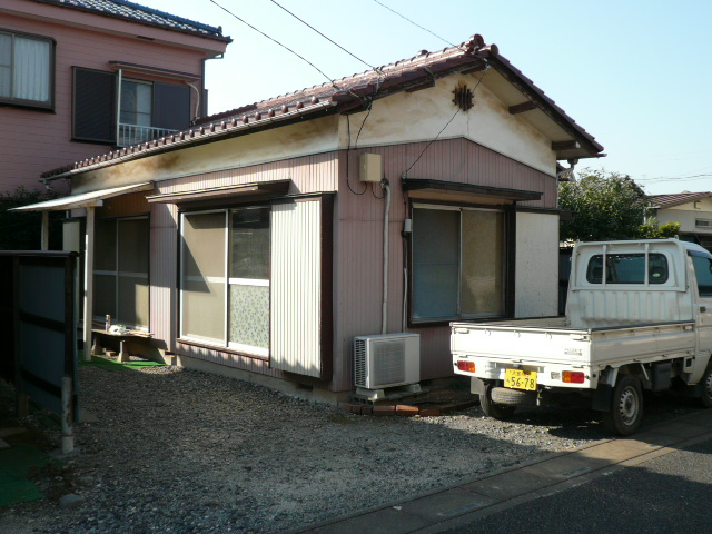 石田様 借家3号棟の外観