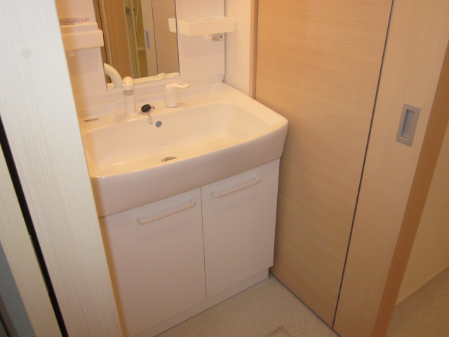 シャロン 02010号室の洗面所