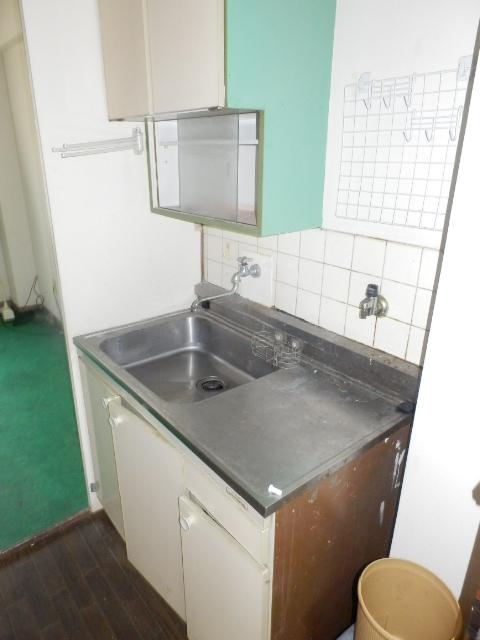 MAISON DAITO 308号室のキッチン