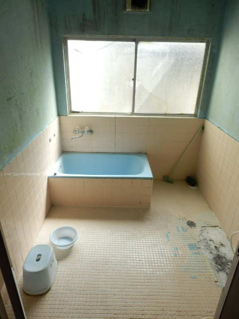 MAISON DAITO 308号室の風呂