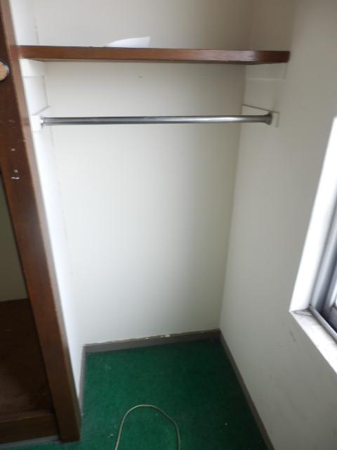MAISON DAITO 308号室の収納
