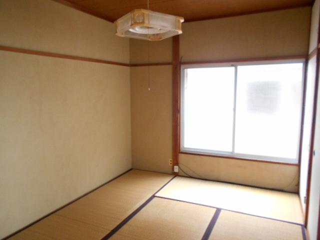 山口アパート 202号室の居室