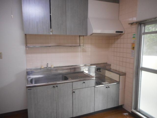 グランシャリオ竜南 103号室のキッチン
