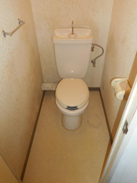 グランシャリオ竜南 103号室のトイレ