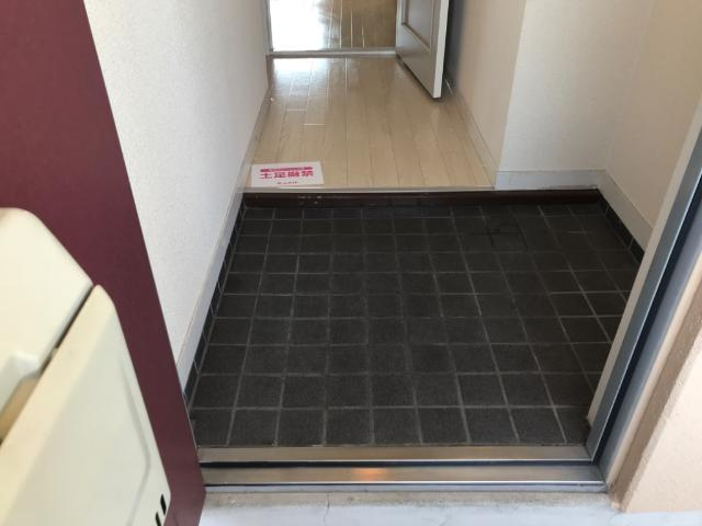 ハイツ園城 00305号室の玄関