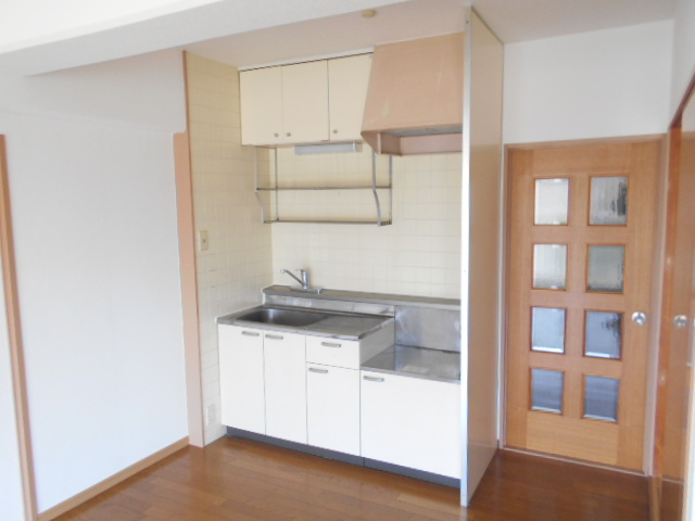 メゾンドール加藤 205号室のキッチン