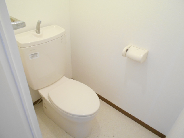 メゾンドール加藤 205号室のトイレ