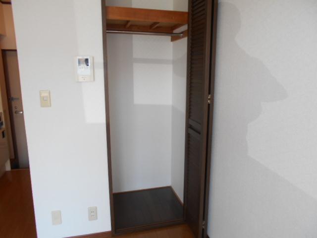 池田ハイツB 115号室の収納