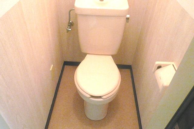 K・Fハウス 101号室のトイレ