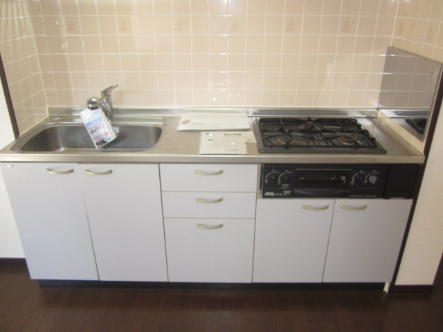 WIZARD 03020号室のキッチン