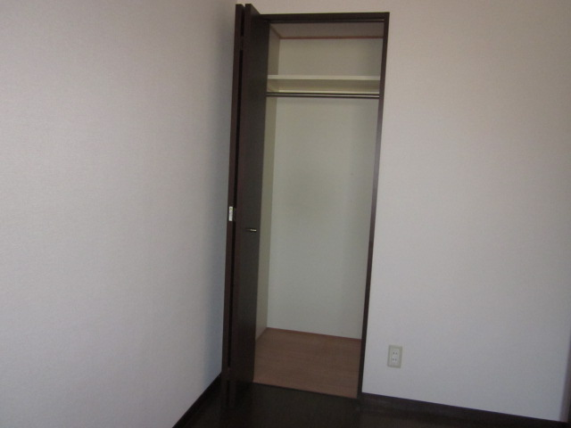 WIZARD 03020号室の収納