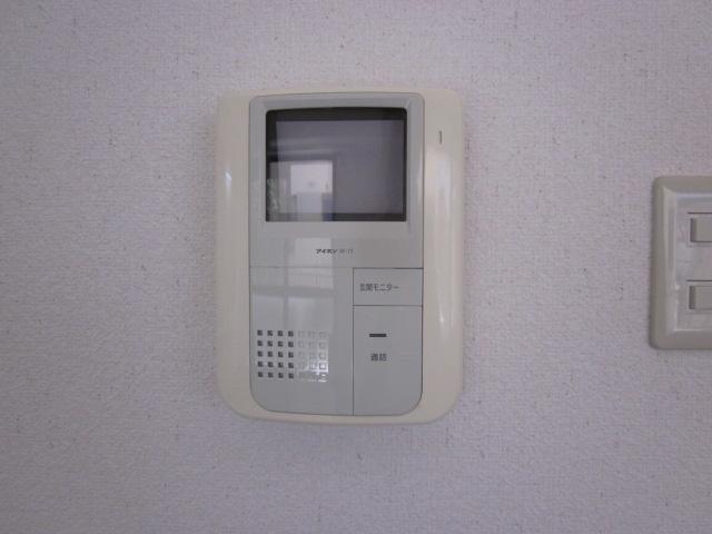 WIZARD 03020号室のセキュリティ