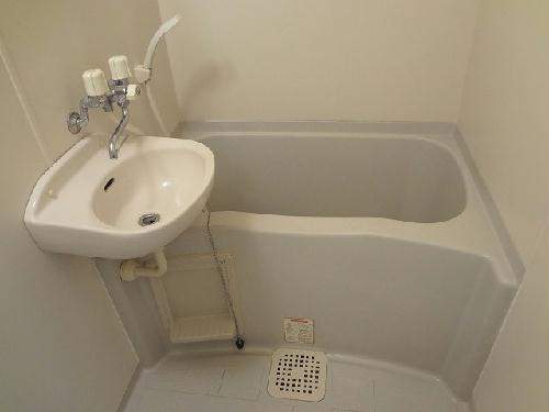 レオパレスあべーる 209号室の風呂