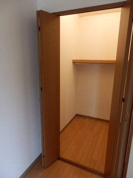 ハイビスカス辰巳 301号室の収納