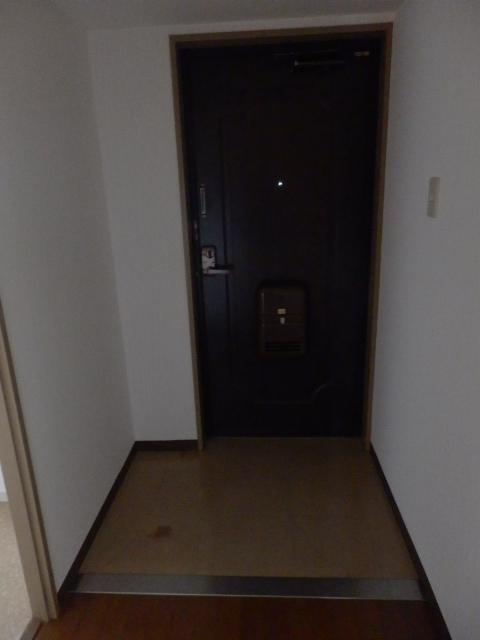 サンメゾン大宮 202号室の玄関