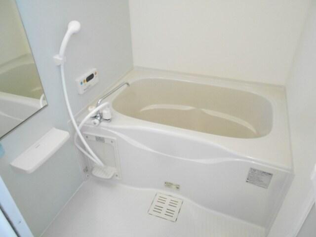 マーヴェラス ヴィラ D棟 02010号室の風呂