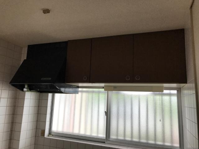 パークタウンⅠ 102号室のキッチン