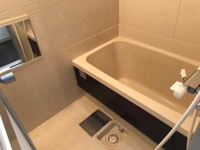 パークタウンⅠ 102号室の風呂