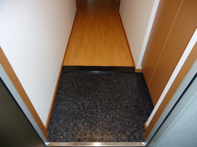 クローバー 303号室の居室