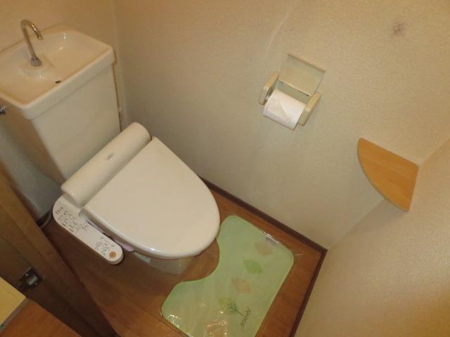 パークハイツ愛成 EAST 303号室のトイレ