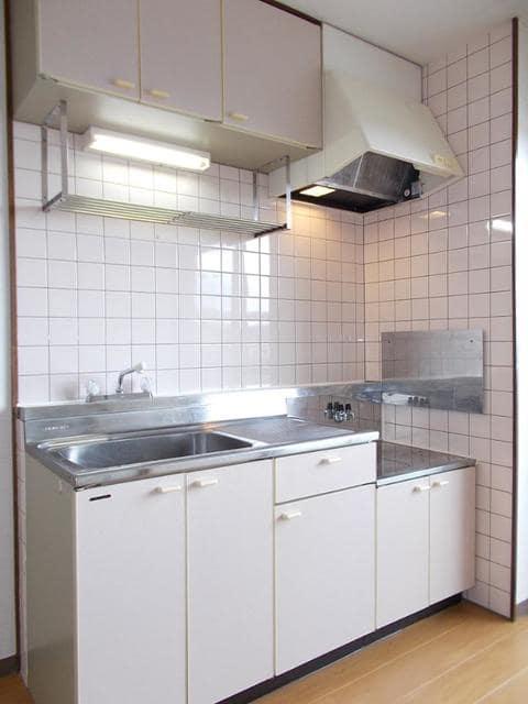 サンライズK'S 02030号室のキッチン