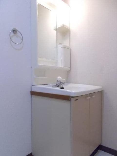 サンライズK'S 02030号室の洗面所