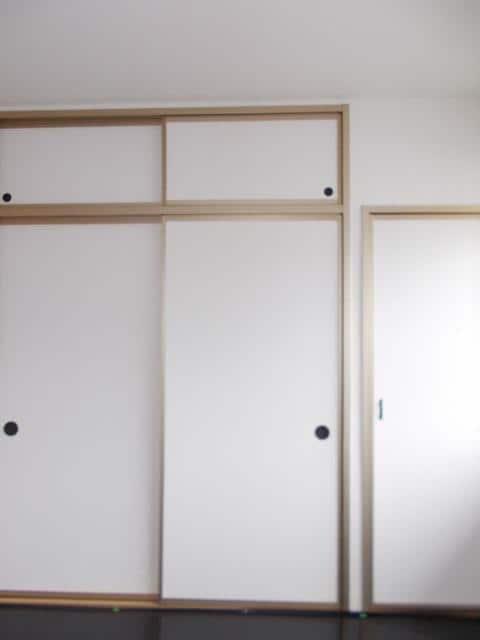 サンライズK'S 02030号室の収納