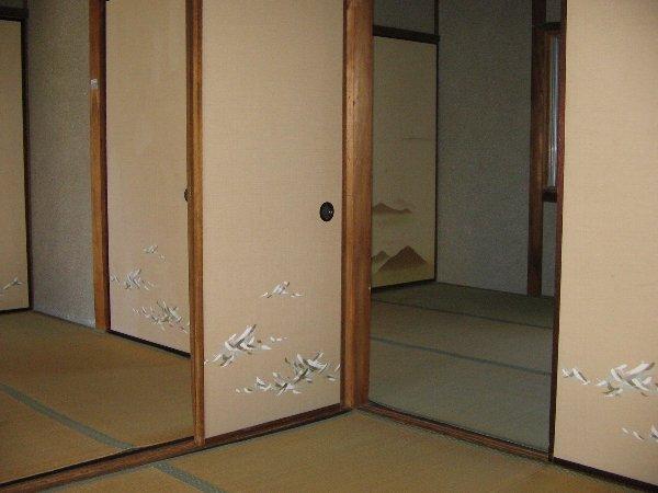 岩田貸家のキッチン
