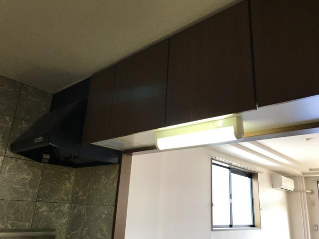 ハロー・21B 101号室のキッチン
