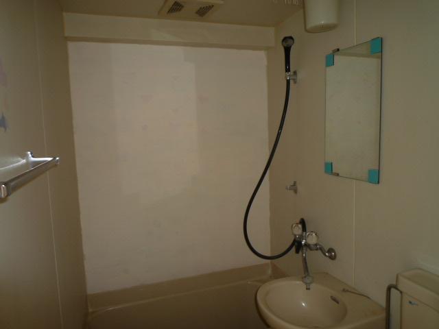 メゾン・ド・ボヌール 202号室の洗面所