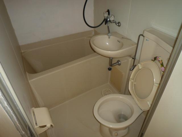 メゾン・ド・ボヌール 202号室の風呂
