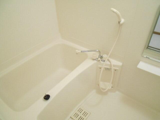 ローズマリーA 02020号室の風呂