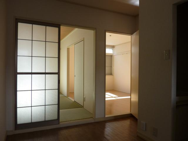リバーサイド戸田A 102号室の居室