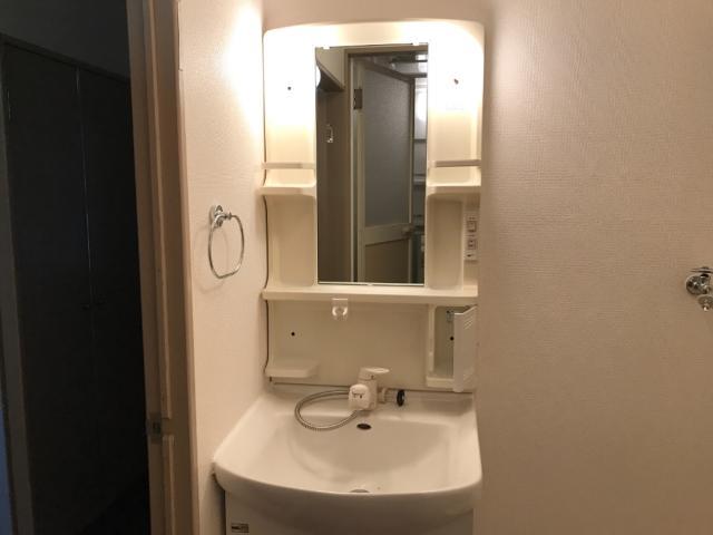 サンガーデンマリノ 101号室の洗面所