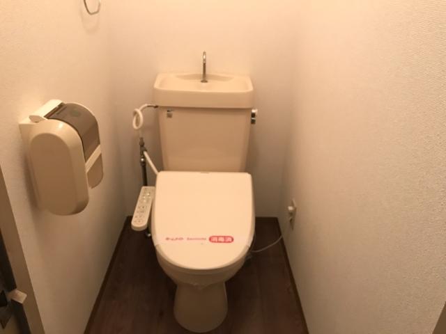 サンガーデンマリノ 101号室のトイレ