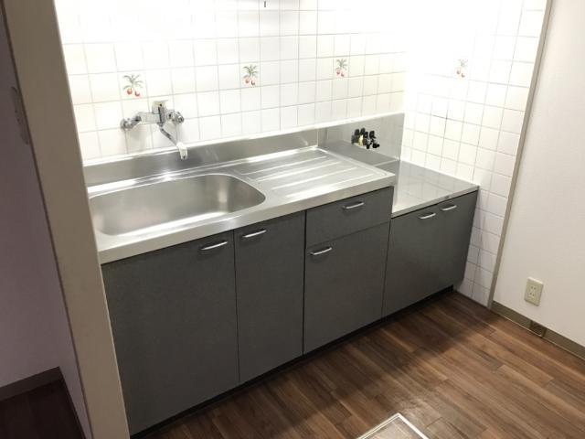 サンガーデンマリノ 101号室のキッチン
